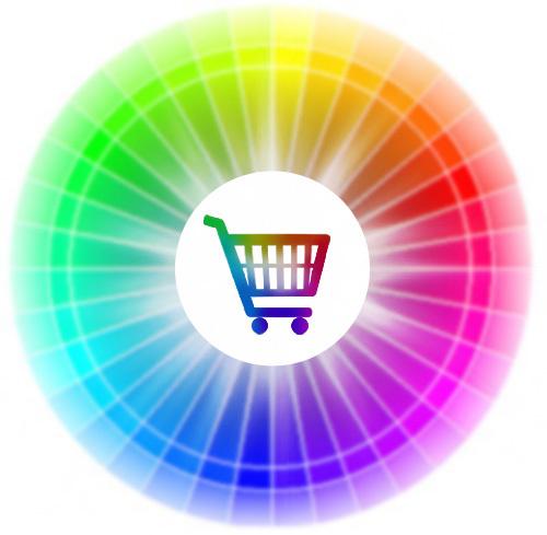Design e cores no e-commerce