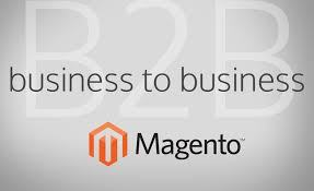 magento para bussiness to bussiness