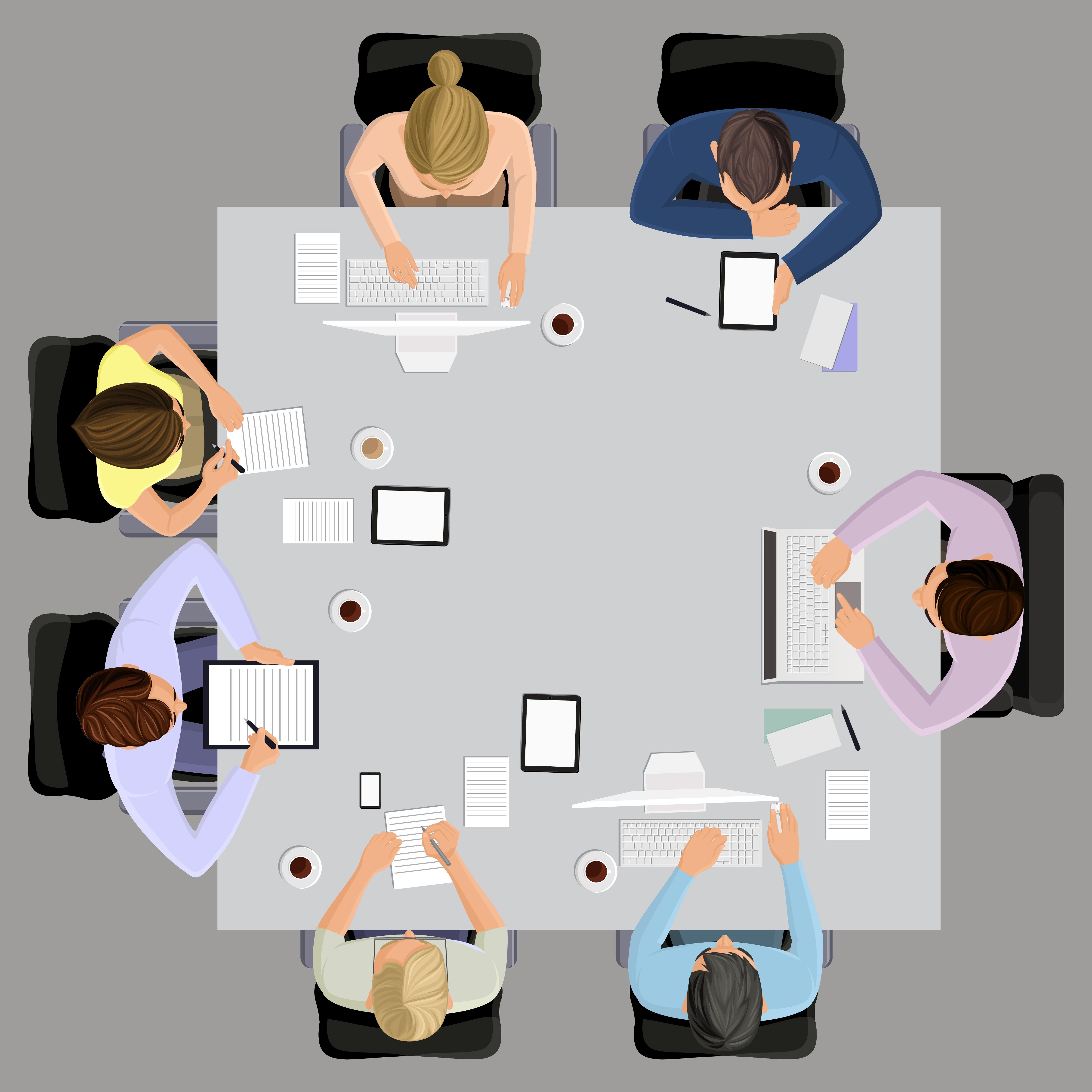 gerenciamento de funcionarios na loja virtual